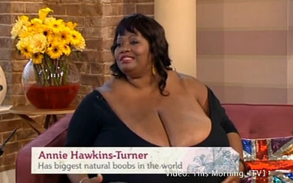 worlds biggest natural breasts nude