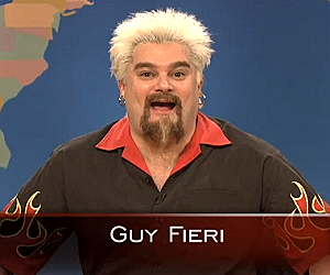 watch snl s skit that got cut guy fieri takes on the new