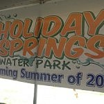 holiday springs waterpark