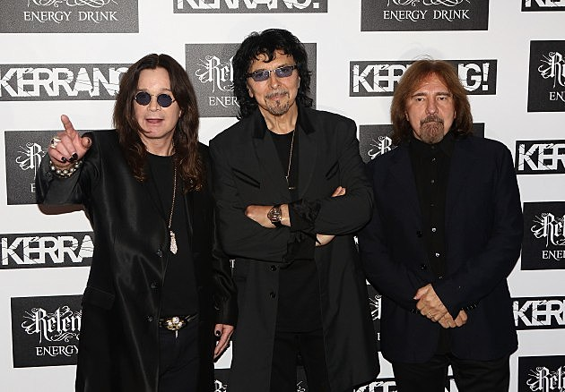 Black Sabbath getting an award