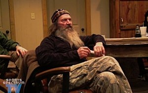 in the Name of Jesus and Fake Bleeps on 'Duck Dynasty' [VIDEO