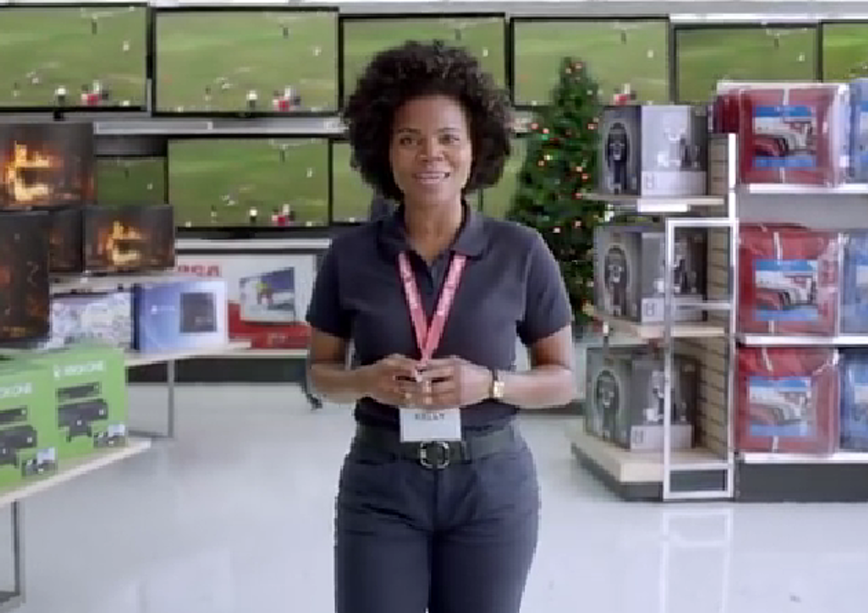 Kmart and the Not Early Christmas Commercial, um, Commercial [VIDEO]